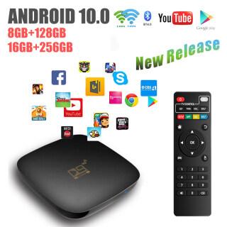 COD Ready Stock MX9 tivi box android moi 2021 TV Box 4K Android 10.1 5G Băng Tần Kép 3D Điện Áp Rộng WIFI 4 + 64GB Quad Core thumbnail