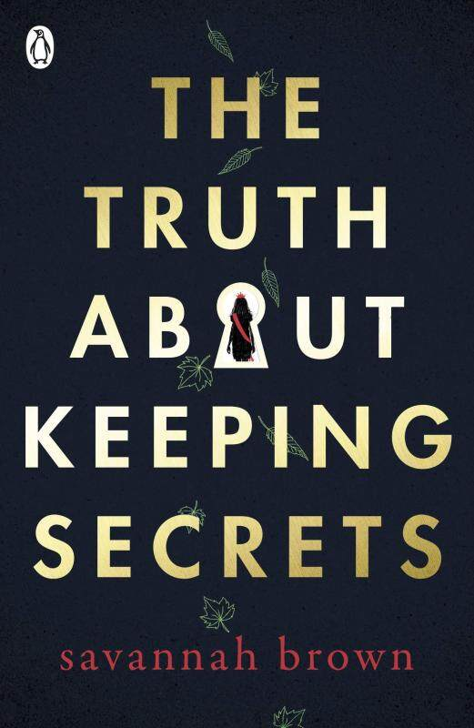 BORDERS The Truth About Keeping Secrets by Savannah Brown (author) Malaysia