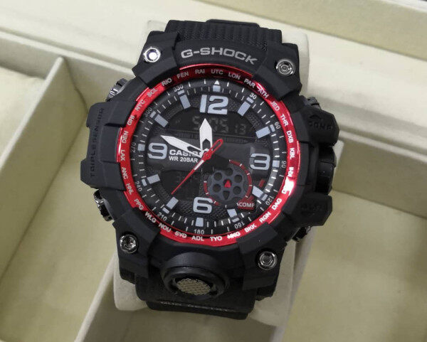 Casio_G_Shock_Mudmaster_Unique New Desing in DW NB 1523 Full Set New Stock Malaysia