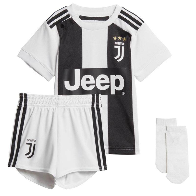 beb43936699 (Free Socks) Children Top Quality Juventus Home and Away and 3rd Football  Jersey Kit