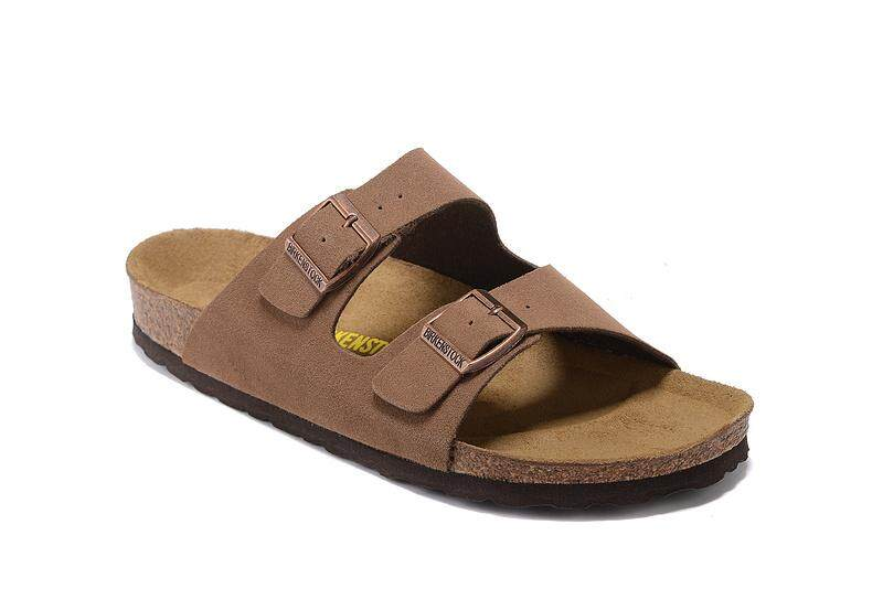 Brand Birk BK Slippers Unisex Men And Women Authentic Birkenstocks_Arizona Sandals Genuine Arizona Sandal Size 34