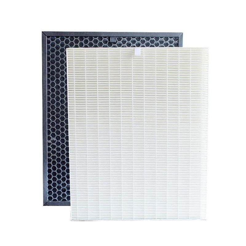 For samsung Air Purifier AX40J6508/AC-347/AX034 Dust Collection Heap Filter Actived Carbon Filter 450*257*43mm Singapore