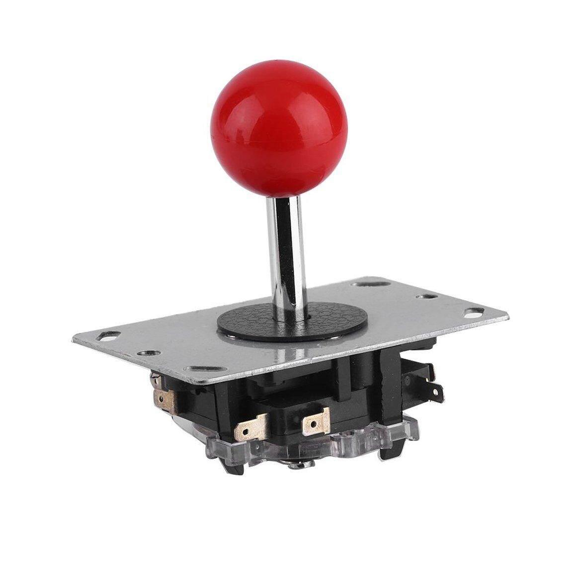 Giá DOIT Cổ Điển 8 cách Chơi Game Joystick Bóng Joy Stick Đỏ Bóng Thay Thế