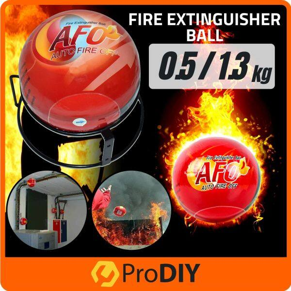 Fire Extinguisher Ball Fire Ball Fire Off Safety Product 0.5kg / 1.3kg