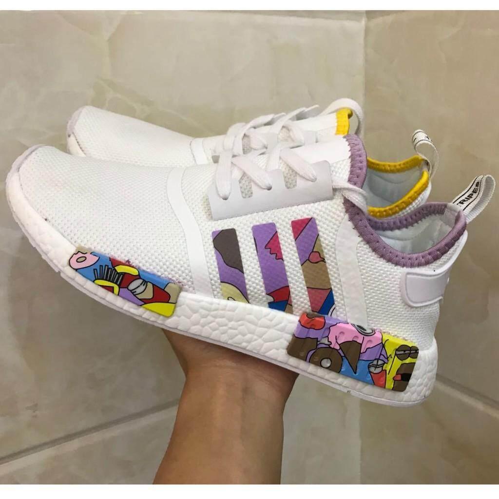เชียงใหม่ Adidas_NMD_R1_W _-_ 675001_Anime_Running_shoes_EU36-45