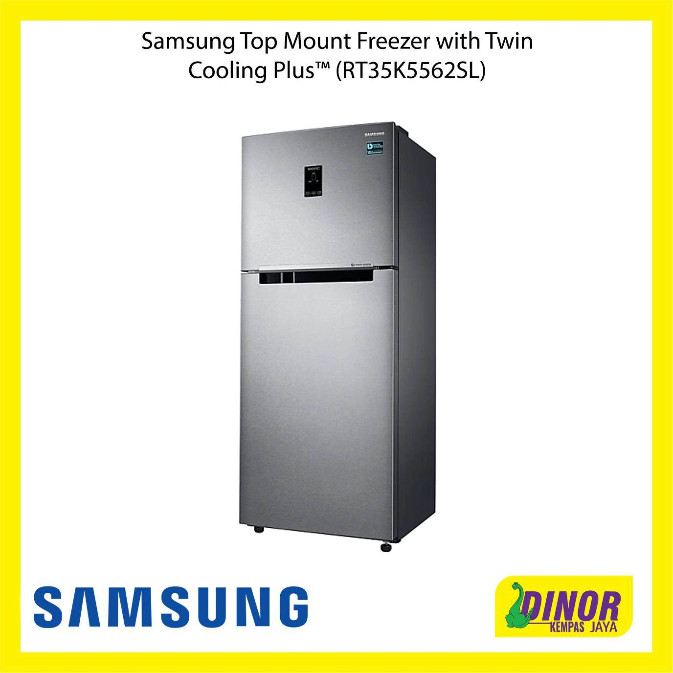Samsung Top Mount Freezer with Twin Cooling Plus™ (RT35K5562SL)