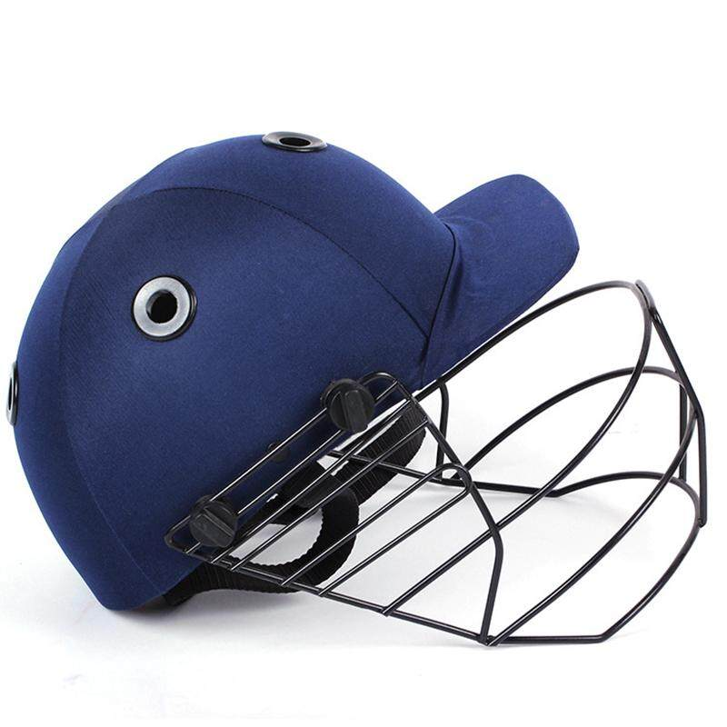 Mens Cricket Helmet Guard Head Protector For New Player Practice Game By Esydream.
