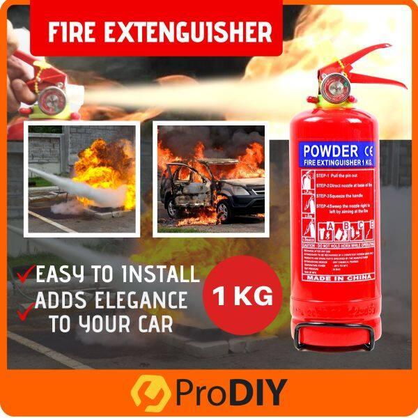 Fire Extenguisher Fire Fighter Portable Multipurpose Fire Extinguisher Ingusher ABC Powder Small Medium 1kg 2kg