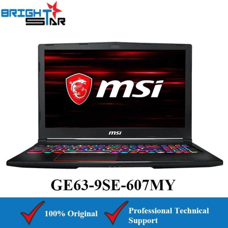 MSI GE63-9SE-607MY Raider (15.6inch/Intel I7/16GB/1TB SSD/RTX2060 6GB) Malaysia
