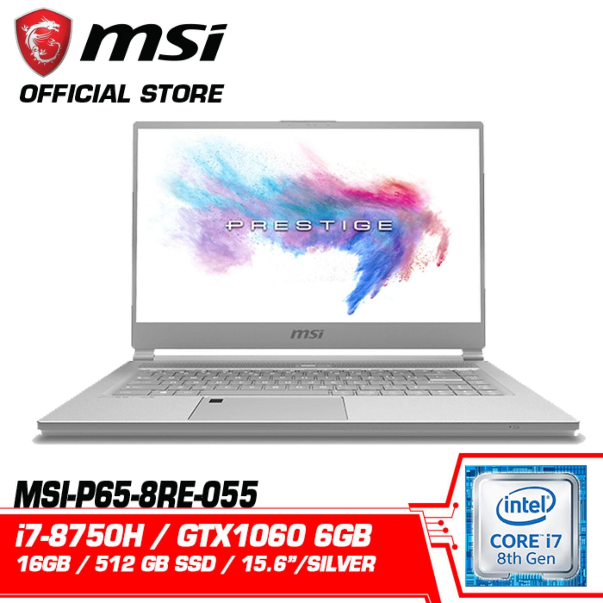Prestige P65 8RE-055 (GTX1060 6GB GDDR5) Malaysia