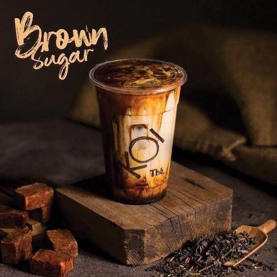 Brown Sugar Syrup 2000ml 台湾古早味 黑糖浆 网红虎纹挂壁脏脏奶茶 Koi/喜茶/鹿角巷/chatime By Teamas_milk Tea.