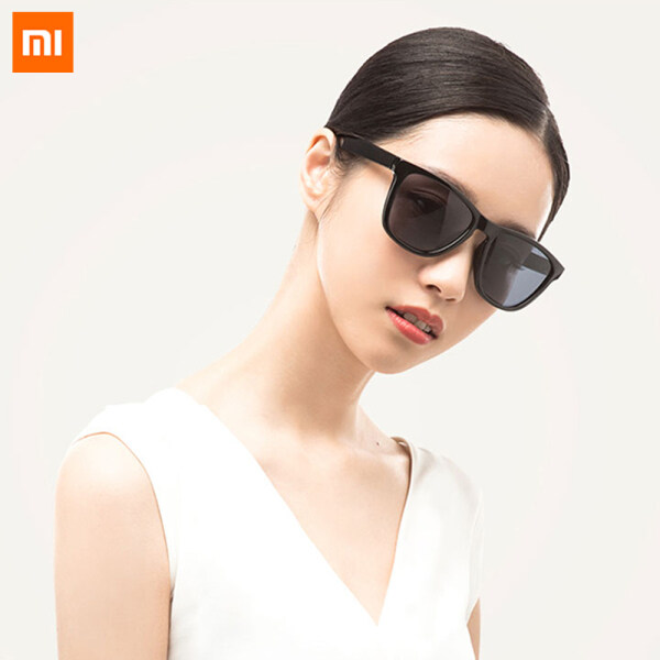 Giá bán Xiaomi Mijia Classic Retro Square Sunglasses TAC Polarized Lens One-piece Nose Pad Design Self-healing Minor Scratches For Drive Outdoor Travel Man Woman Anti-UV Screwless Sunglasses