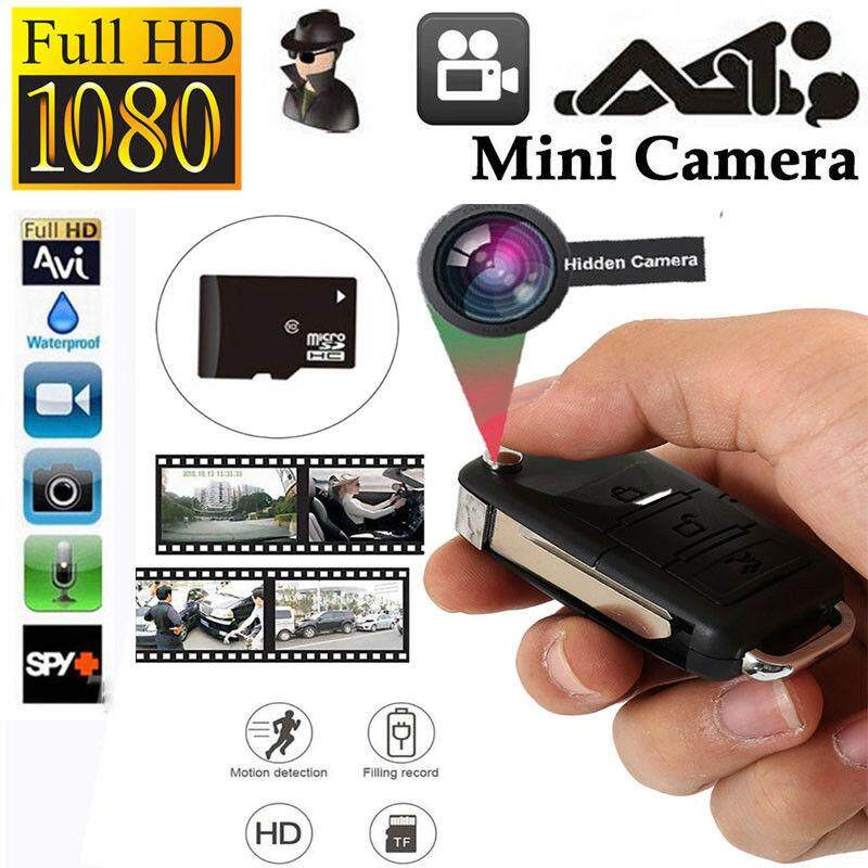 Mini Car Key Chain DV Spy Camera Hidden DVR Cam Motion Detection Camcorder  HD cffa72b288