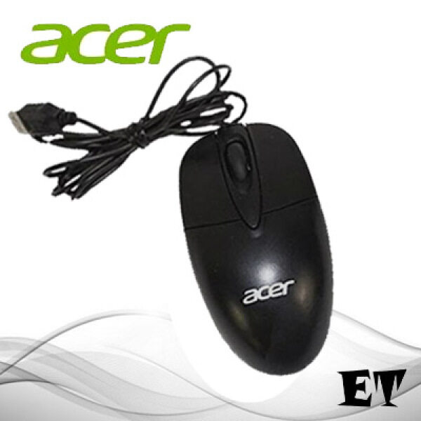 Acer USB Wired Optical Scroll Mouse Malaysia