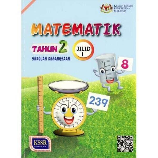 BUKU TEKS MATEMATIK JILID 1 (SK) TAHUN 2 Malaysia