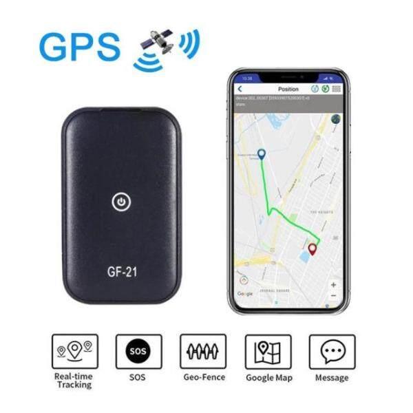 Thiết Bị Theo Dõi GPS Xe Hơi Mini, GF-21 GF-22 Thiết Bị Định Vị Từ Tính Thời Gian Thực Cho Xe Tải Thiết Bị Theo Dõi Hồ Sơ Chống Mất, Thời Gian Chờ Dài