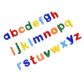 Bảng Chữ Cái Tiếng Anh Nhiều Màu Từ Tính Xếp Hình Số, Giáo Dục Trẻ Em Đồ Chơi thumbnail