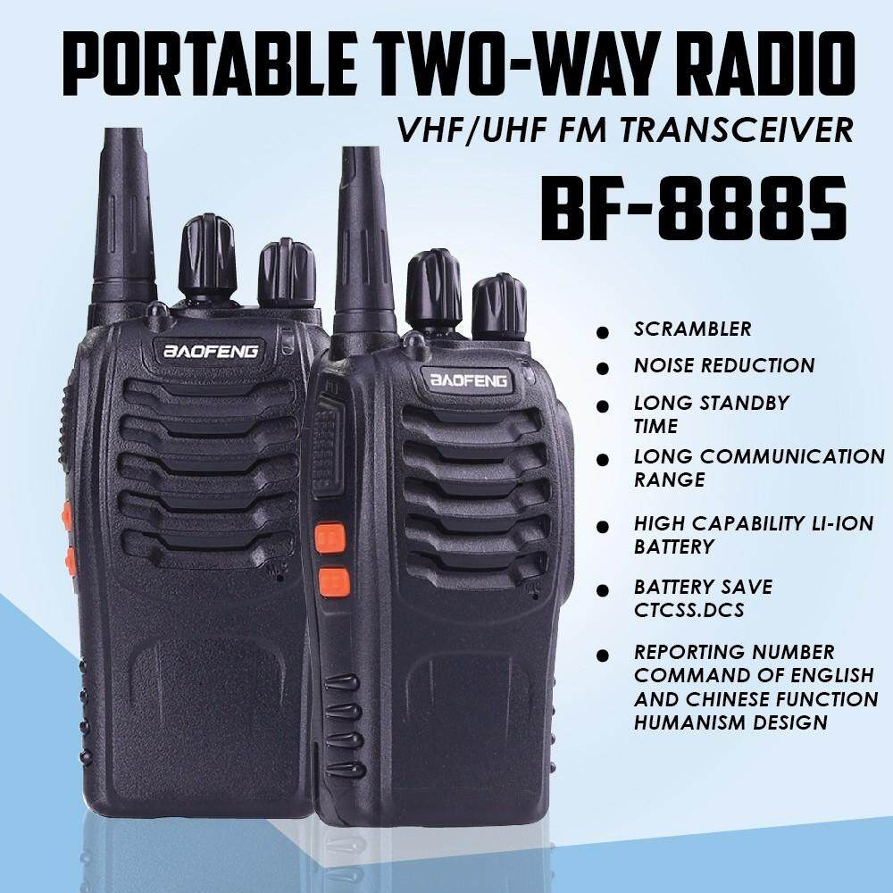 Walkie-Talkies for the Best Price in Malaysia