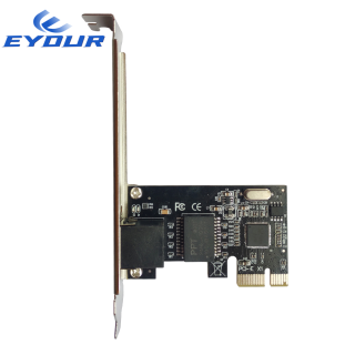 (Có Sẵn) Card Mạng Gigabit Ethernet PCI Express Bộ Chuyển Đổi LAN RJ45 Cho Máy Tính Để Bàn thumbnail