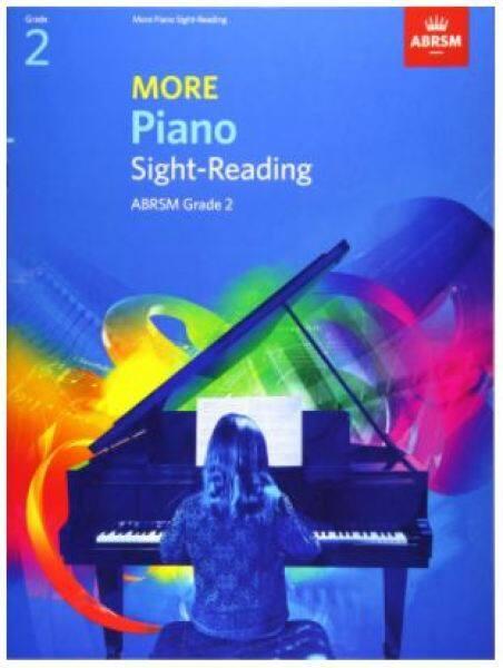 More Piano Sight-Reading, Grade 2 ABRSM Malaysia