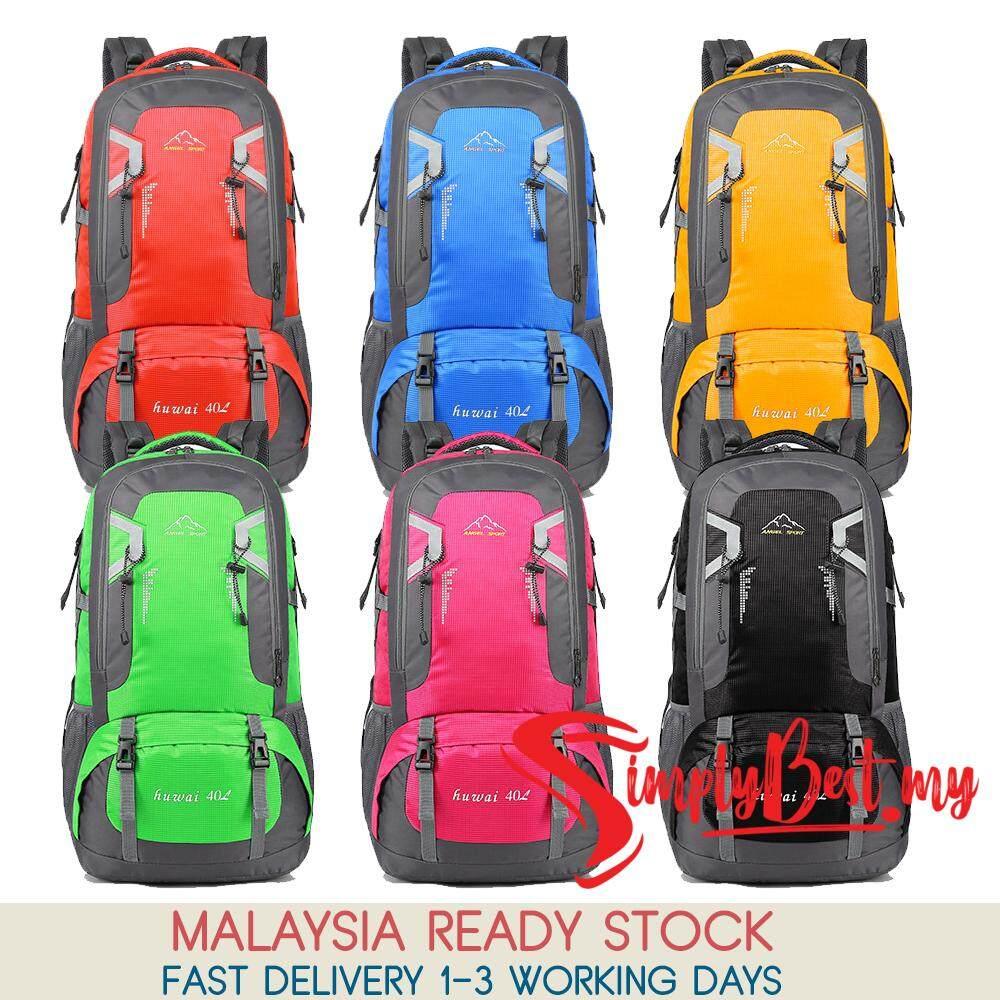 ea394ddb1585 SIMPLYBEST 40L Multipurpose Backpack Waterproof Hiking Backpack Travel  Backpack Bagpack Outdoor Backpack