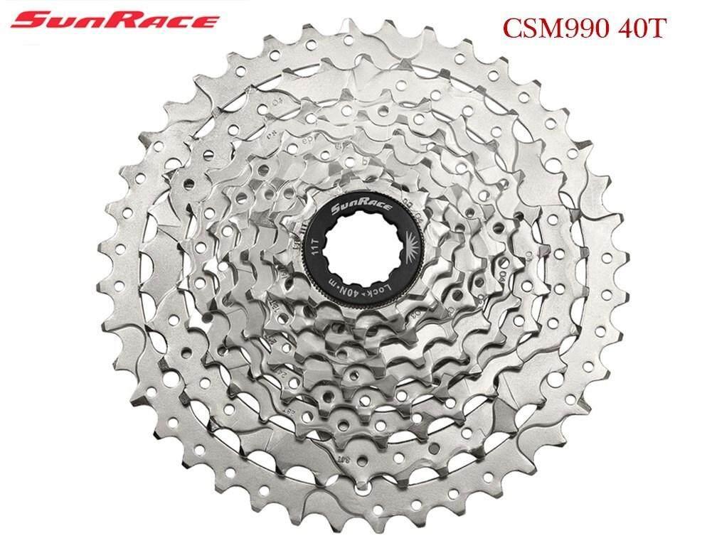 Sunrace CS-M980 Kassette Fh Cass Sunrace Csm980 11-40 Bk 9s