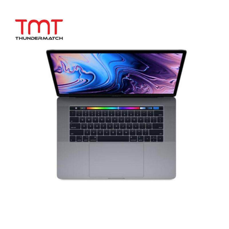 [Ready Stock] Apple MacBook Pro 15-inch with Touch Bar MV902ZP/A (2.6GHz 6-core 9th-generation Intel Core i7 processor, 16GB Memory, 256GB Storage) - Space Grey Malaysia