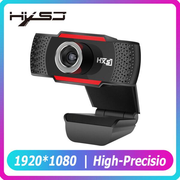 Bảng giá HXSJ S80 USB Camera Web 1080P HD 2MP Camera Cho Máy Tính Webcam Được Xây Dựng-Trong Âm Thanh-Hấp Thụ Microphone Độ Phân Giải Năng Động Cho Cuộc Họp Phát Sóng Trực Tiếp Youtube Máy Tính PC Máy Tính Xách Tay Máy Tính Xách Tay Máy Ảnh Phong Vũ