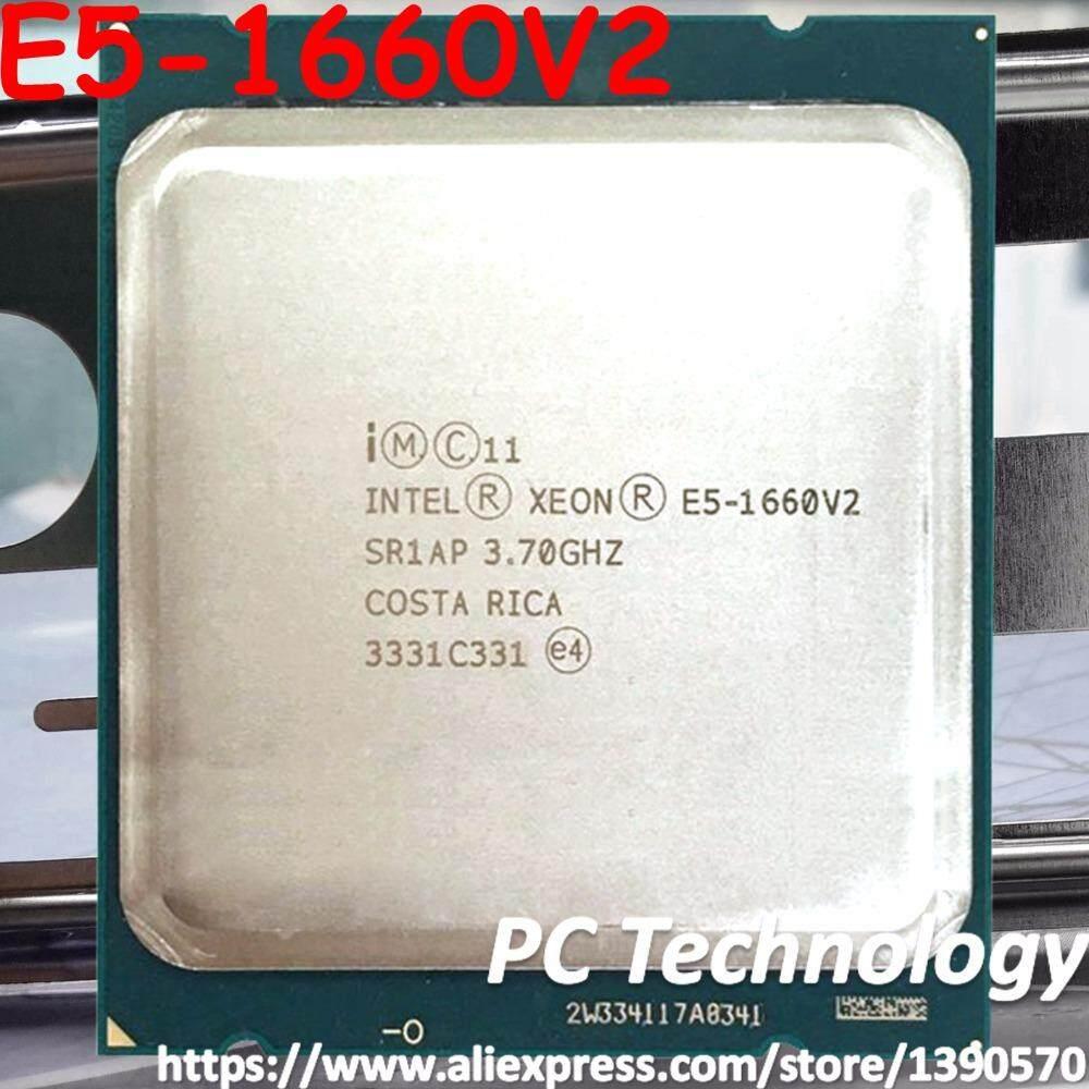 Original Intel Xeon E5-1660V2 CPU E5-1660 V2 3.70GHz 6-Core 15MB E5 1660V2 LGA2011 130W E5 1660 V2 ch Store