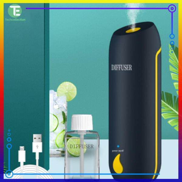 Portable USB Aromatherapy Machine Bedroom Air Multi-space Humidifier Desktop Wall Aroma Gift Singapore