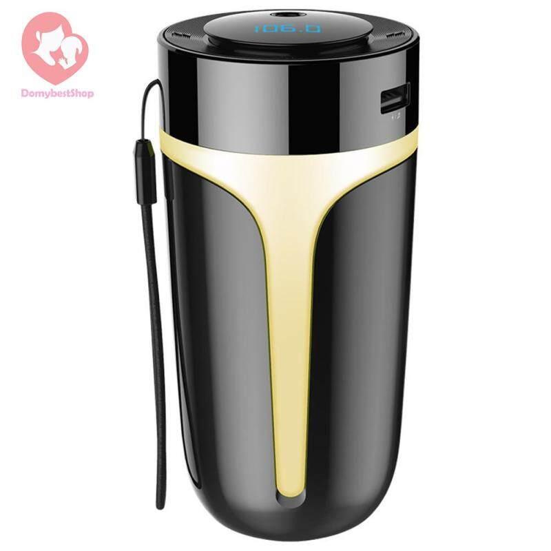 S10 Handsfree Car Kit Bluetooth FM Transmitter Modulator MP3 Player USB Charger Humidifier Singapore