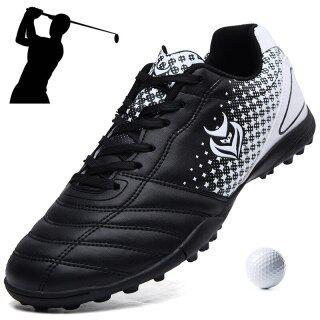 2021 Người Đàn Ông Giày Giày Đi Bộ Thể Thao Chơi Gôn Giày Chơi Gôn Nhẹ Cho Thiếu Niên Bé Trai Giày Thể Thao Nam Ngoài Trời Zapatillas Hombre thumbnail