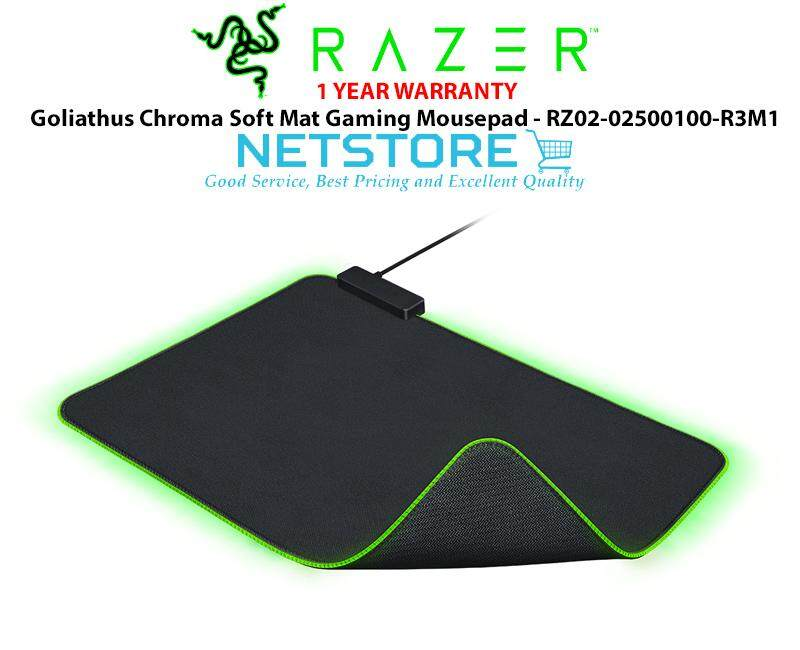 Razer Goliathus Chroma Soft Mat Gaming Mouse Pad RZ02-02500100-R3M1 Malaysia