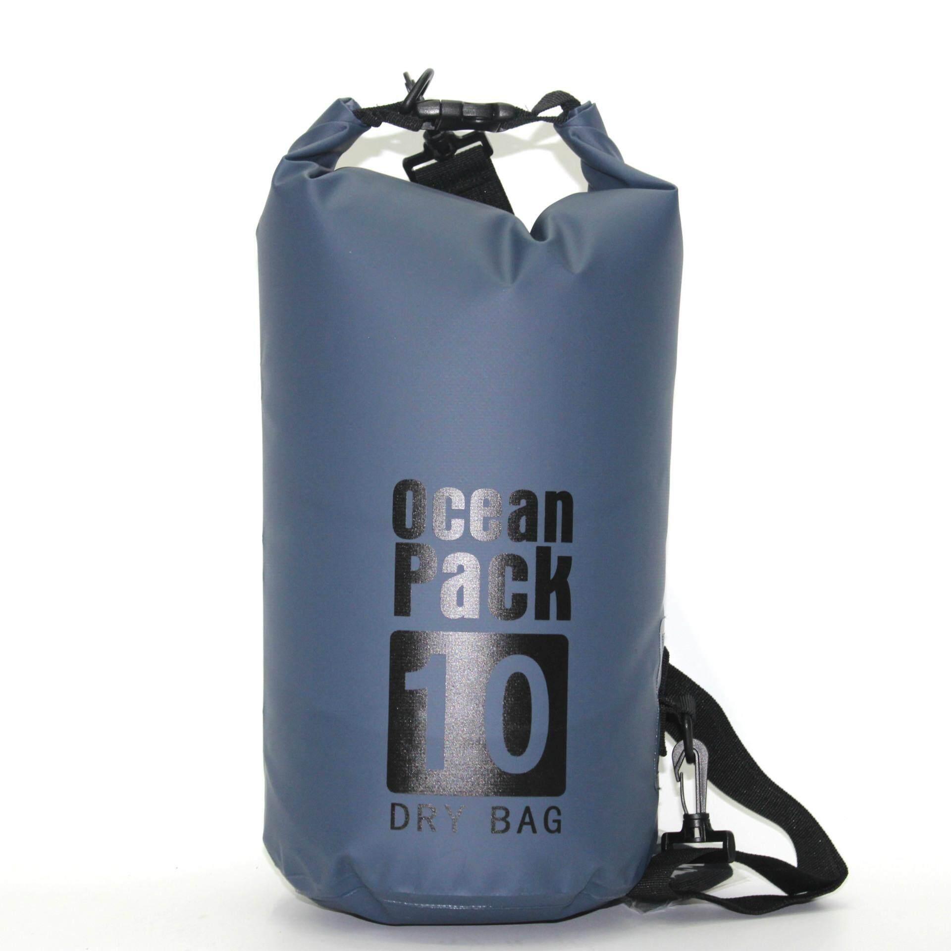 364abd3b0f 10L OCEAN Pack Single shoulder waterproof bucket bag rafting bag outdoor waterproof  bag swimming floating bag