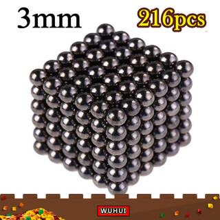 Đồ Chơi Trẻ Em 3Mm Iron Ball Từ Cube Phát Triển Đồ Chơi Niken Gốc Gồm 216 Quả Bóng Từ Tính-Đồ Chơi Để Bàn Có Thể Đập Vỡ Được thumbnail