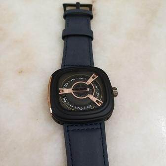 TTime New Fashion 7-Friday_Quartz  Men/Women Good Quality Leather Batter Then Picture Genuine Gift Malaysia