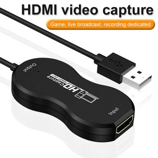 Bảng giá Trò Chơi Quay Video HD 1080P Cho Máy Tính Xách Tay HDTV LCD TV Chụp Thẻ Capture Card Chuyển Đổi, Video Bộ Chuyển Đổi Cáp Phong Vũ