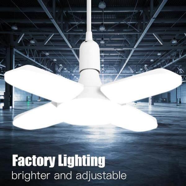 Đèn Led Nhà Để Xe 110V 220V Đèn LED Bên Phải Đèn Xưởng Bóng E27 Đèn Chiếu Sáng Công Nghiệp Cho Nhà Để Xe Đèn Nhà Xưởng Nhà Kho