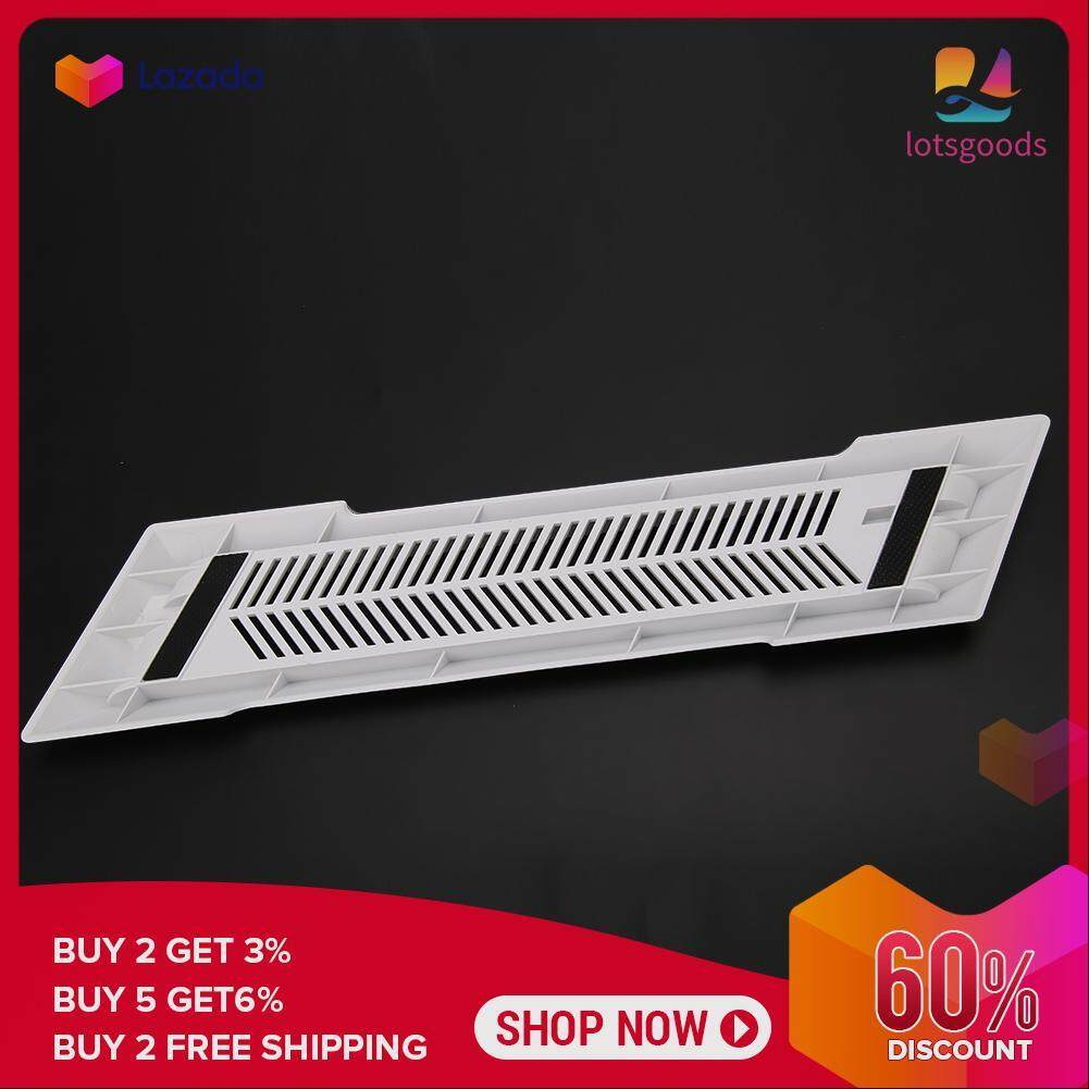 {9.9 Hot Sale Festival}Vertical Stand Dock Mount Supporter Base Holder for PS4 Slim (White)(Black Not Specified) Malaysia