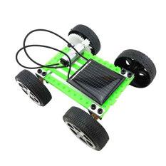 QH Sử Dụng Năng Lượng Mặt Trời Đồ Chơi Xe Ô Tô Mini Lắp Ráp DIY Mô Hình Giáo Dục Bộ Dụng Cụ Dùng Cho Trẻ Em