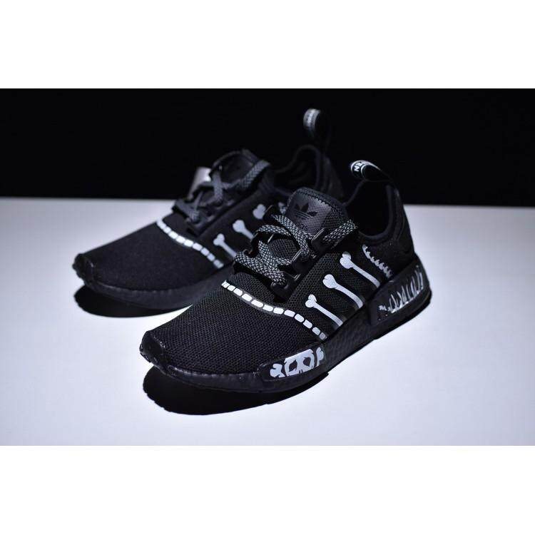 new product b3d11 daacb Adidas NMD R1 Mastermind Premium Shoes Men Women Sneakers Running 40-45