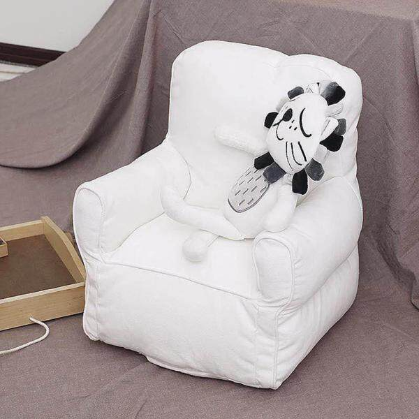 Baby Dining Sofa Chair Portable Infant Mini Couch Kids Kindergarten Early Education School Sofa Photograph Props