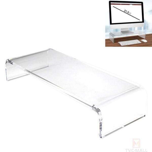 TVC-MALL Acrylic Shelf Keyboard Bracket Holder Office Neck Protection Computer Desktop Heightening Desktop