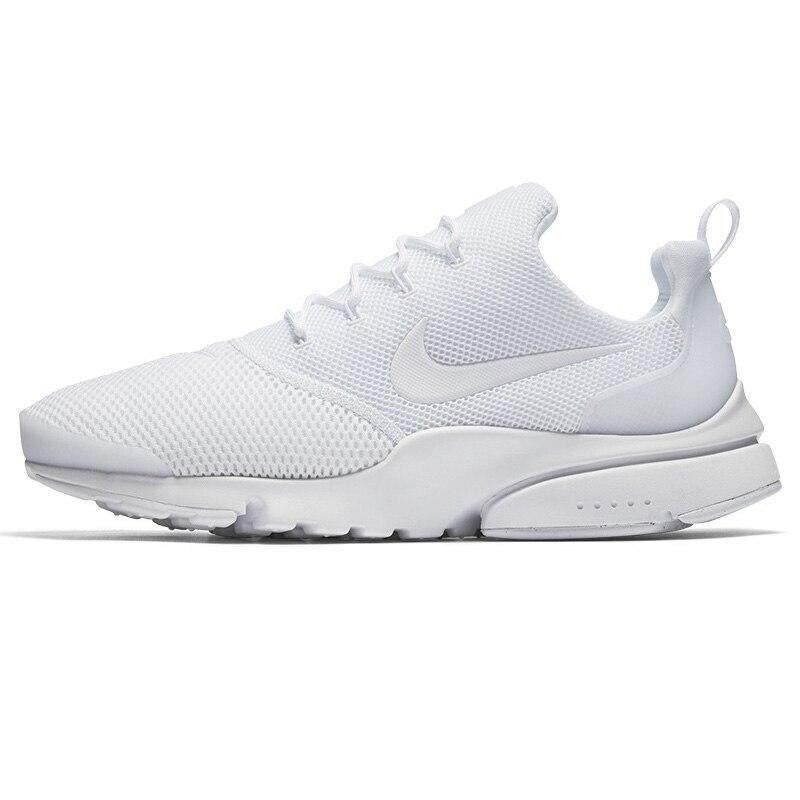 Nike Presto Fly Pria Sepatu Lari Luar Ruangan Olahraga Harian Sepatu Kasual  Serap Keringat Low- 56dae75623