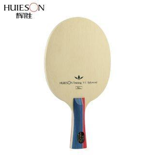 Huieson 5 Layer Polar Wood Ping Pong Blade Table Tennis Racket Blade For Training thumbnail