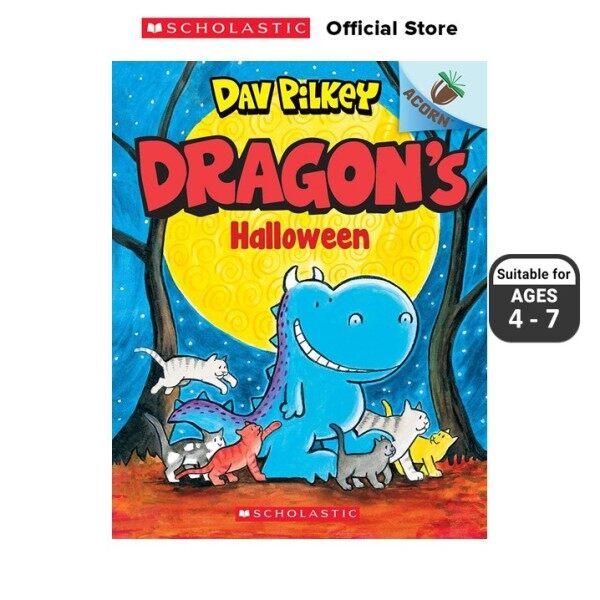 Dragon #4: Dragons Halloween (ISBN: 9781338347487) ACORN Malaysia