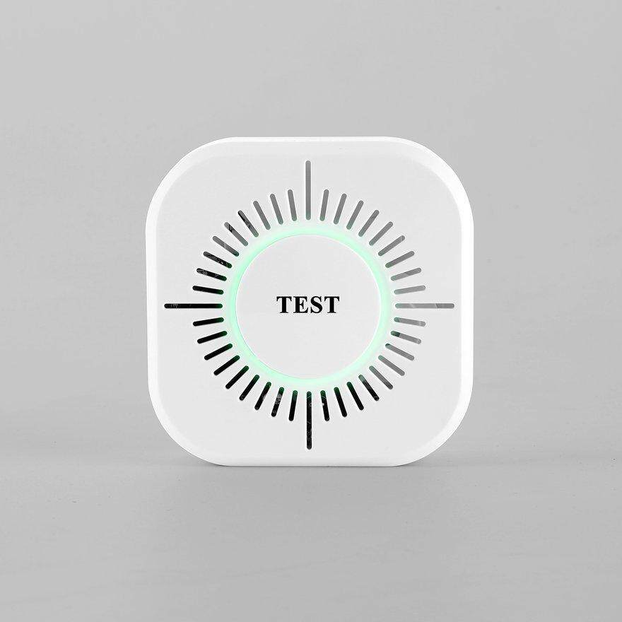 ANEXT C50d Independent Smoke Detector No Wireless Smoke Detector 433 Fire Alarm