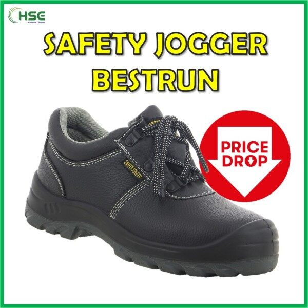 SAFETY JOGGER BESTRUN SAFETY SHOE LOW CUT UK SIZE 7