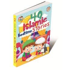 Darul Mughni Publication 40 Islamic Bedtimes Stories By Edukid Distributors Sdn. Bhd.