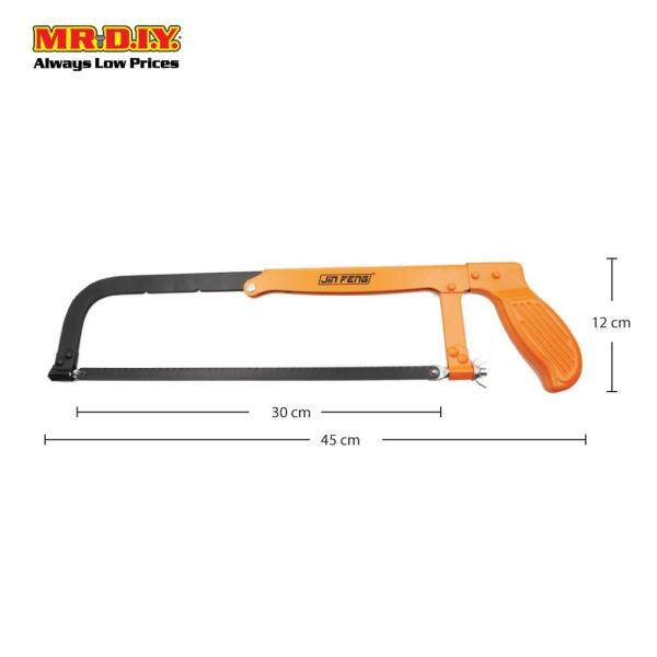 JINFENG Steel High Tension Hacksaw (30cm)